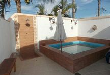 piscina cobertura