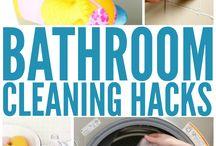 bath clean