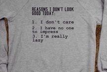 Shirts and Hoodies