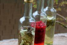 Oils, Vinegars & Sauces