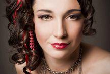 Beauty  and Fahion Portrait / Model S. Merello