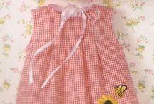 Vestidos menina