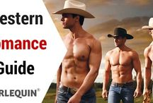 Western Romance / Find yourself the perfect cowboy!!  Giddy up! / by Harlequin Books