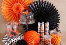Sweet Table - Halloween