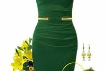 sukienka/zestaw