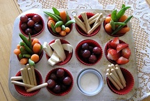 After School Snack Ideas / by Shelly Janss Condie