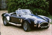 AC Cobra / by Geoff Moine