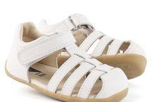 Zapatos para los primeros pasos