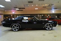 1972 Pro-Touring Chevy Chevelle
