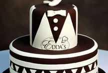 Groom Cakes / A collection of our cakes for grooms. - EddasCakeDesigns.com