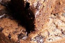 Queque de chocolate sin harina de ninguna tipo