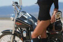Harley Davidson & Model inspiration
