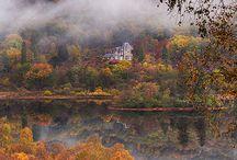 Pretty Places / by Candi Southerland Garland