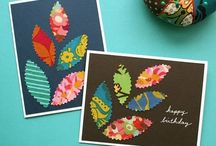 Homemade Cards / by Ginnie Grantham