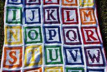 alfabet deken
