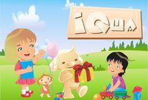 Развивашки и обучение для детей