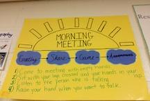Morning Meeting/ Calendar