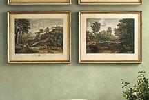 frames - gallery walls