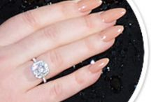 Adele's nails