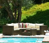 Dream Outdoor Space / by Polly Klidaras