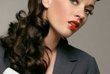 Vintage hair, clothes and shoes / by Jeannette Bonilla