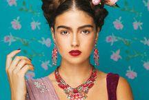 Frida inspired pics