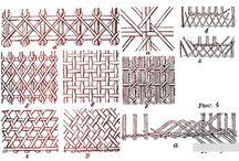Papírfonás minták