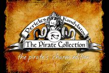 """""""The pirate's charm""""  collection / """"The pirate's charm""""  collection by Pericles Kondylatos"""