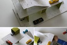 craft - cardboard box projects