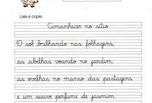 letra cursiva