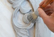 paint techniques furniture