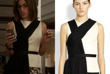 Get The Look / A collection outfits and makeup looks worn by celebrities & TV personalities.