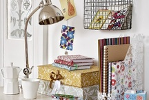 let's get organized / office inspiration & other ideas to help organize it ALL... / by Maureen Cracknell Handmade