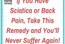 minuman u back pain