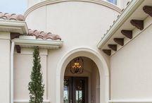 DiPrima's Santa Barbara Custom Home / Our Santa Barbara model is located in Brevard County, FL at Saint Andrews Manor community.