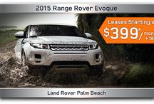 Land Rover Specials / Check L:and Rover Palm Beach's latest finance, cash and lease specials on New and Approved Certified Pre-Owned vehicles!