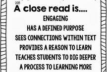 Close Reading / by Gigi Polley
