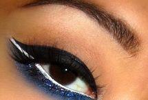 blue electric eye