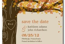 Kristen save the date