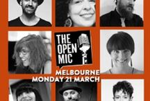 The Open Mic - Melbourne 2016