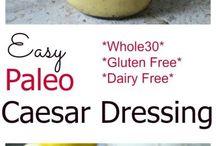 Dressing Recipes