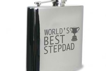 Personalized Gift Ideas for Stepdad / Wonderful gift ideas that show you truly care! Visit http://www.cafepress.com/stuffforstepdads for more great items.
