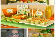 Party Theme Ideas / Looking for a unique and fun theme for your next party? Party planners, parents, teachers, and everyone else; can browse this board for some really neat ideas. #partyplanning #partyideas