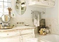 Future Home>>>>>>Bathrooms / Bathrooms DON'T have to be drab.