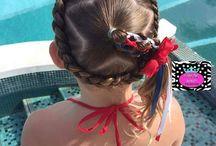 Niña Peinado/ Kids hair style