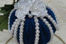 Weihnachtsschmuck / by Lovely - Crochet Zauberhaftes für Babys