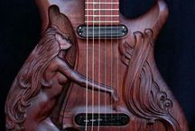 mermaid guitars