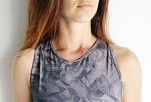 Fitness clothing | Artist: MRWANY / Designs by MrWany, graffiti writer from Italy