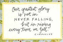 sayings / by Susan Kringle