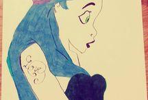Drawings / Kresby